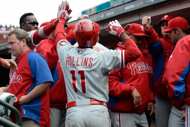 Grading Each Philadelphia Phillies Regular Up to This Point