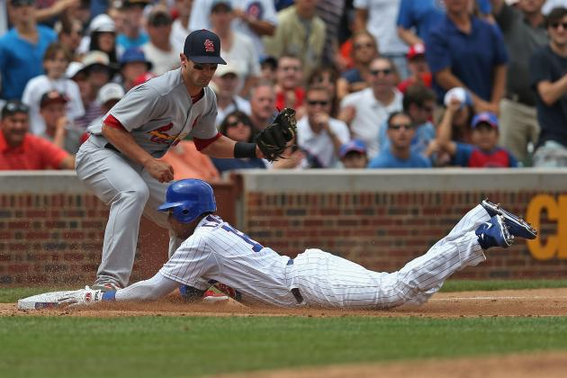 5 Most Intense Moments in the Cardinals-Cubs Rivalry
