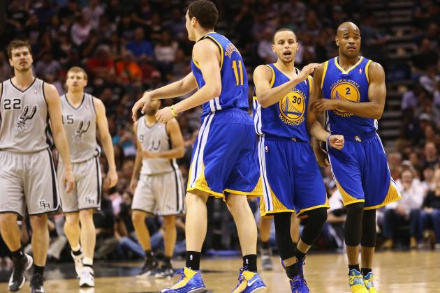 Keys for Golden State Warriors to Beat San Antonio Spurs in Second Round