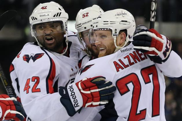 3 Adjustments Washington Capitals Must Make to Beat New York Rangers