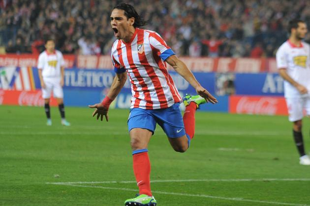 Chelsea Transfer Rumours: Pros and Cons of Signing Radamel Falcao