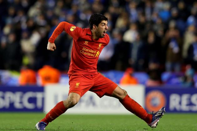 Luis Suarez and the 10 Most Passionate Players in Liverpool History