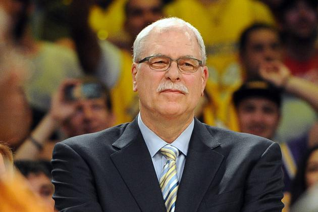 Ranking Best Potential NBA Fits for Phil Jackson