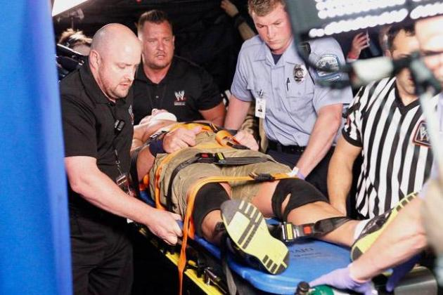 WWE Extreme Rules 2013 Results: Full Winners and Analysis for PPV Card