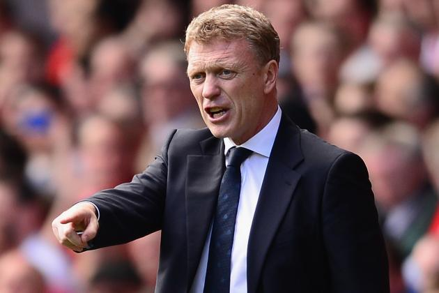 World Football Gossip Roundup: David Moyes, Cristiano Ronaldo, Wayne Rooney