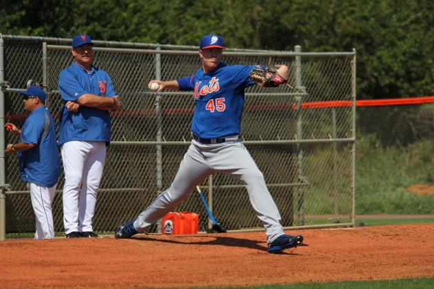 New York Mets: Prospects Who Have the Highest Ceilings