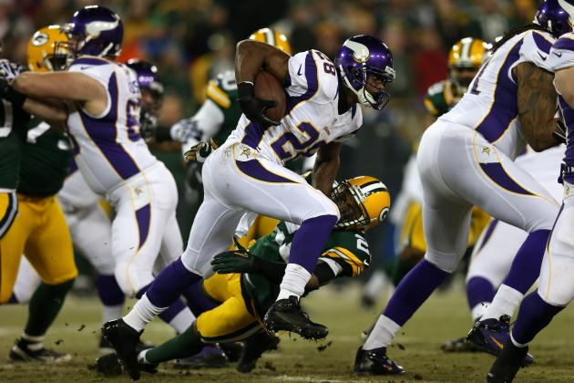 Predicting 5 Problem Spots for the Minnesota Vikings in 2013