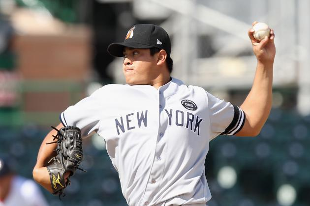 New York Yankees: 5 Prospects with the Highest Ceilings