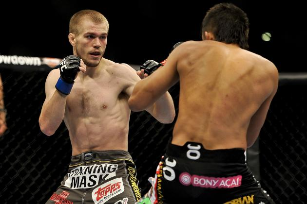 10 Young Fighters Who Have the Chance to Make the Biggest Impact in the UFC