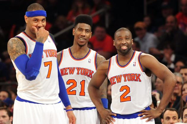 New York Knicks: Best- and Worst-Case Scenarios in 2013 Offseason