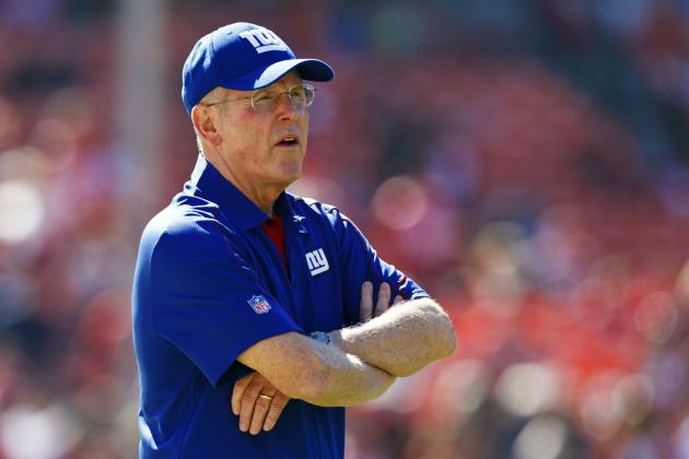 New York Giants Veterans Who Have Been Put on Notice This Offseason