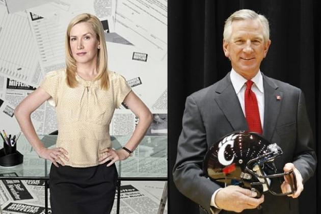 Comparing College Football Coaches to Characters on the Office
