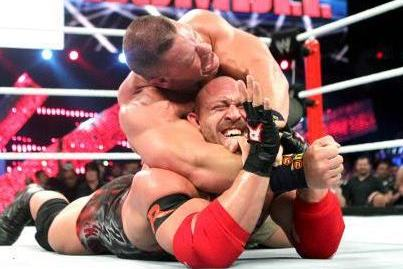 WWE Extreme Rules 2013: Ryback Has No Chance Against John Cena
