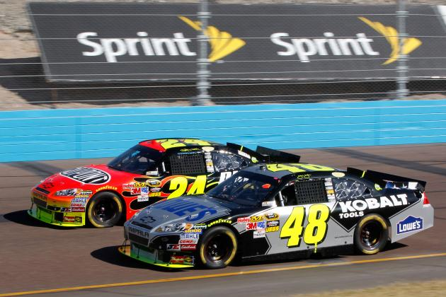 Ranking the 10 Most Dominant Seasons in Sprint Cup Series History