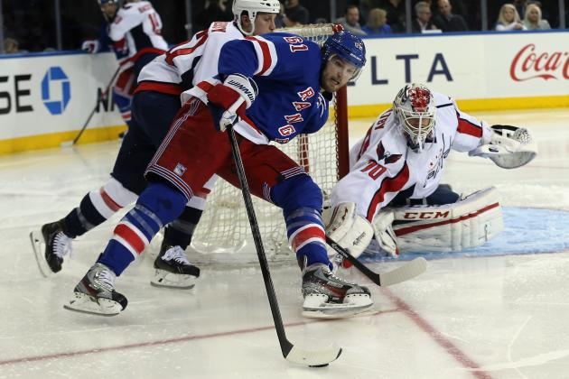 3 Adjustments New York Rangers Must Make to Beat Washington Capitals