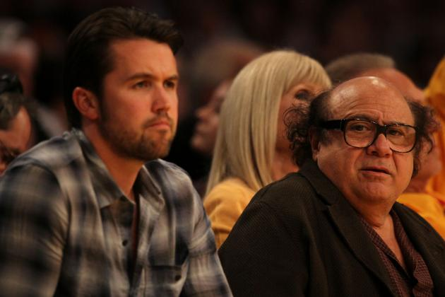 NBA Playoffs 2013: The Knicks Bench as 'It's Always Sunny' Characters