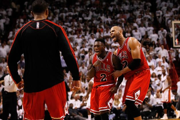 Fact vs. Fiction: The Chicago Bulls' NBA Playoffs Performance so Far