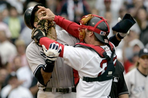 4 Most Intense Moments in the Boston Red Sox vs. New York Yankees Rivalry