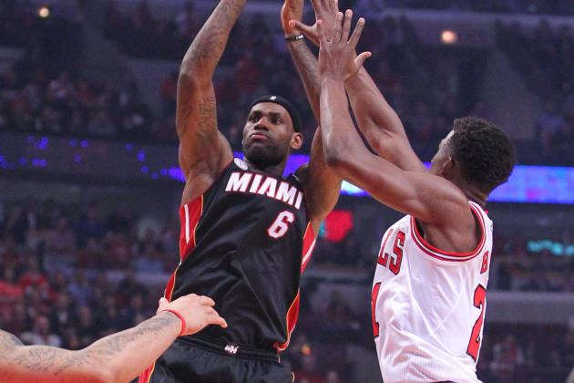 Miami Heat vs. Chicago Bulls: Game 3 Postgame Grades and Analysis