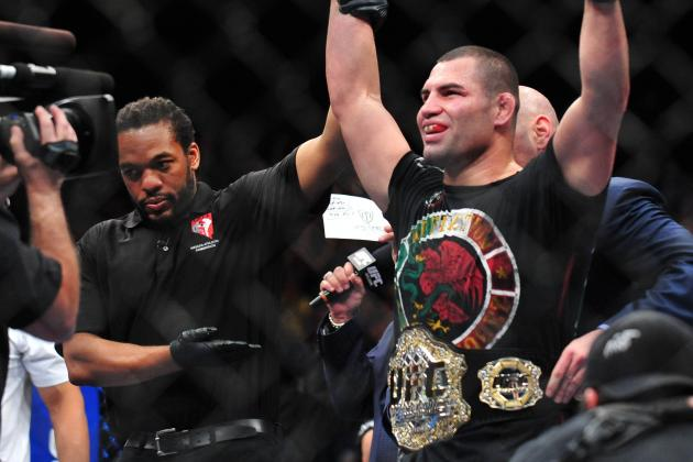UFC 160 Preview: Power Ranking the Fights of Heavyweight Champion Cain Velasquez