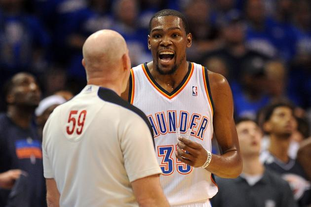 NBA Picks: Oklahoma City Thunder vs. Memphis Grizzlies, Game 3