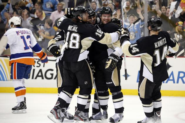 Ranking the 5 Best Power-Play Units in the 2013 Stanley Cup Playoffs