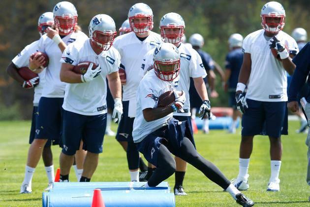 The 7 Biggest Takeaways from Patriots Rookie Minicamp