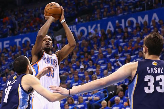 Ranking NBA Second-Round Playoff Series Likeliest to Go 7 Games