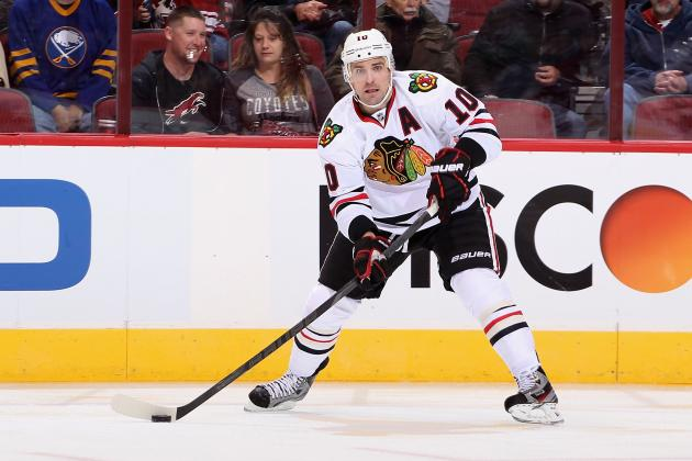 5 Signs That Patrick Sharp Is Ready to Take Over the Stanley Cup Playoffs