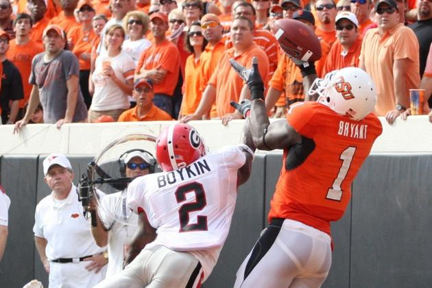 Oklahoma State Football: All-Time Best Recruit at Each Position