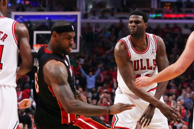 Winners and Losers from Friday Night's Wild NBA Playoff Action