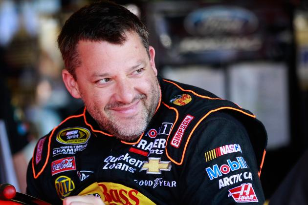Ranking Tony Stewart's 5 Funniest Quotes from Press Conferences