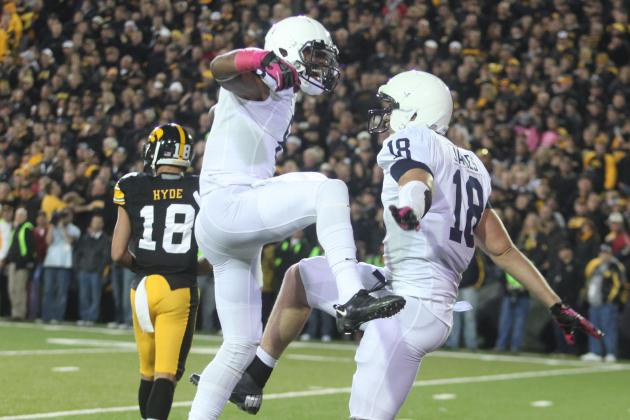 Penn State Football: Ranking the 5 Best Offensive Weapons for Nittany Lions