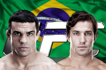 UFC on FX 8: Fun Facts and Stats for Belfort vs. Rockhold Fight Card
