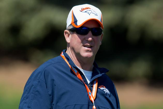 2013 Denver Broncos Rookie Minicamp: Who Shined on Day 1?