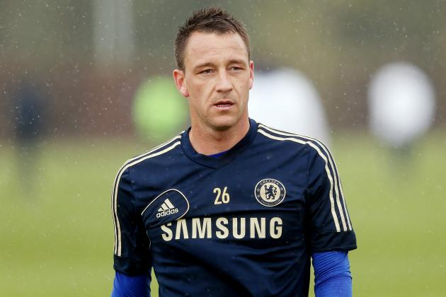 John Terry Rumours: Why the Chelsea Man Should Move to Galatasaray