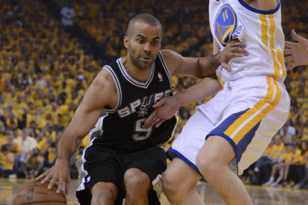 San Antonio Spurs vs. Golden State Warriors: Game 3 Postgame Grades and Analysis