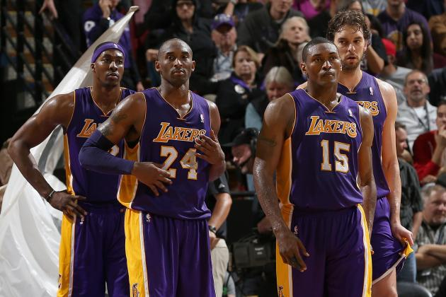 Fatal Flaws That Sunk LA Lakers' Season