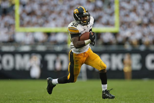 Iowa Football: Ranking the 7 Best Offensive Weapons for the Hawkeyes