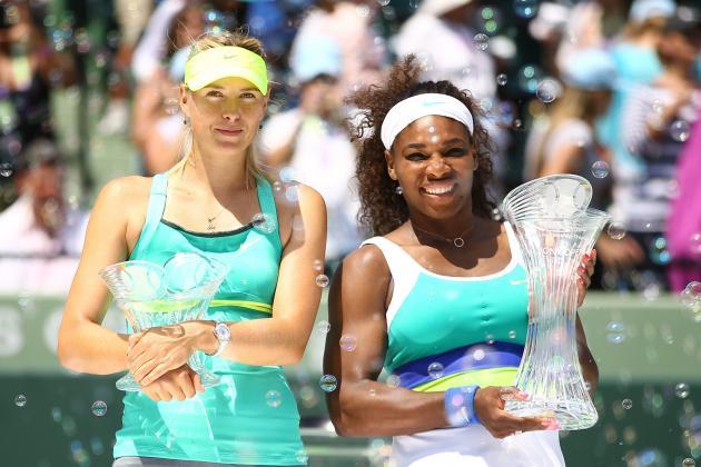 Top 5 Serena Williams' Victories over Maria Sharapova