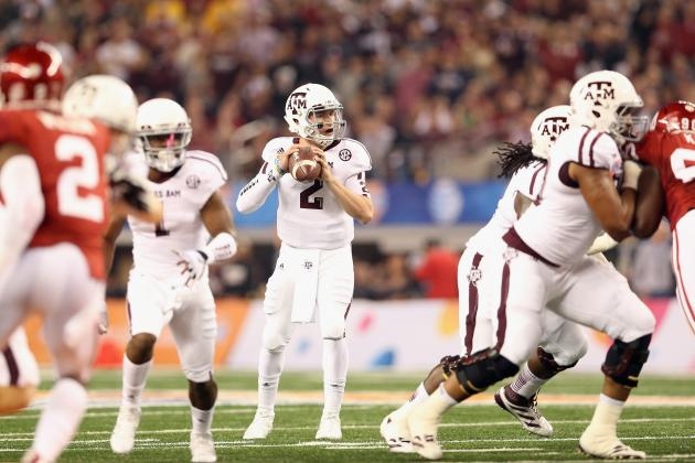 Texas A&M Football: Ranking the 5 Best Offensive Weapons for the Aggies