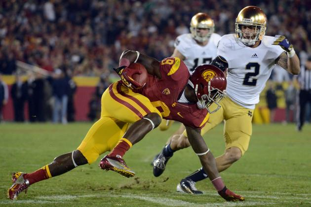 USC Football: Ranking the 6 Best Offensive Weapons for the Trojans
