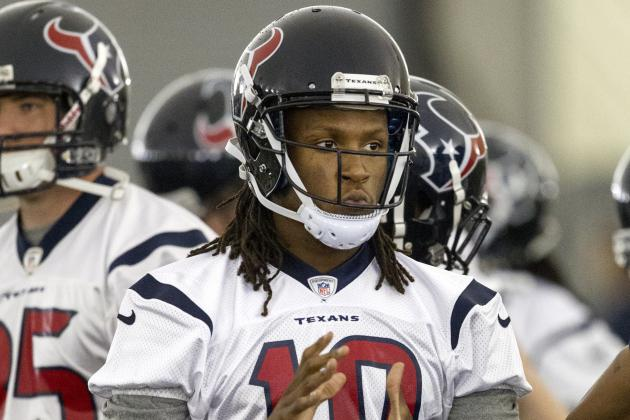 The 5 Biggest Takeaways from Houston Texans Rookie Minicamp