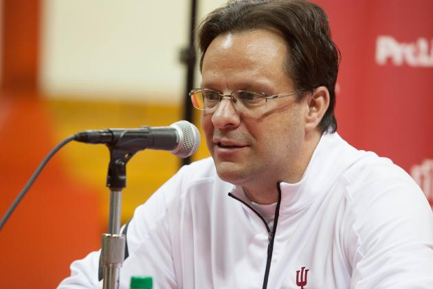Indiana Basketball: 5 Early Storylines from Hoosiers' 2014 Recruiting Trail