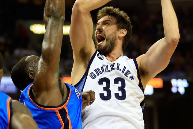 Oklahoma City Thunder vs. Memphis Grizzlies: Game 3 Postgame Grades and Analysis
