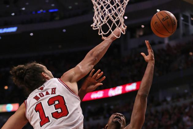 NBA Playoffs: Poor Rebounding Will Be the Bulls' Downfall