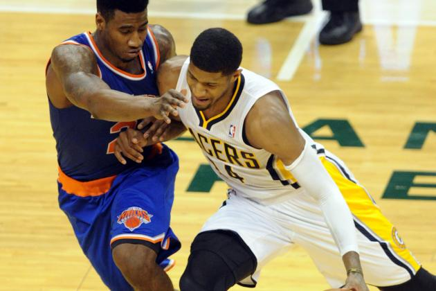 New York Knicks vs. Indiana Pacers: Game 3 Postgame Grades and Analysis