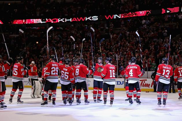 2013 NHL Playoffs: Grading Every Team's Postseason Performance