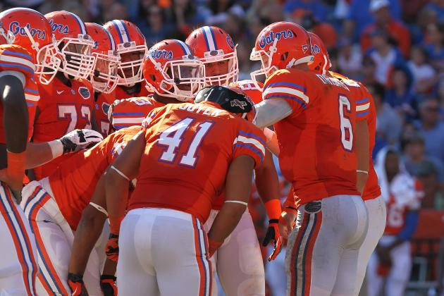 Florida Football: Ranking the 8 Best Offensive Weapons for the Gators