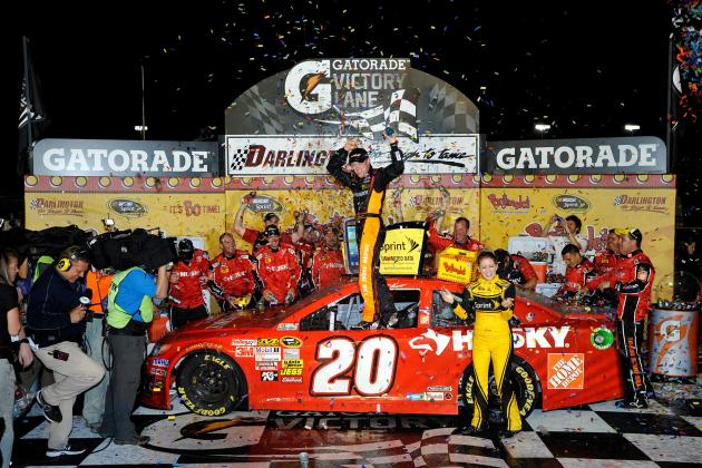 Winners and Losers from NASCAR Sprint Cup Series at Darlington